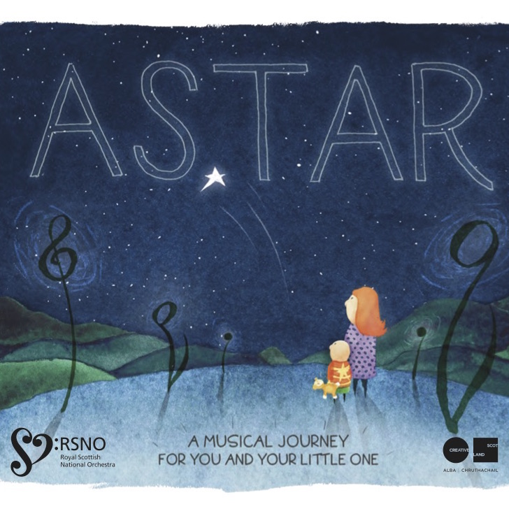 Astar CD Cover