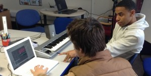 The Music Works - work in Hospital Education