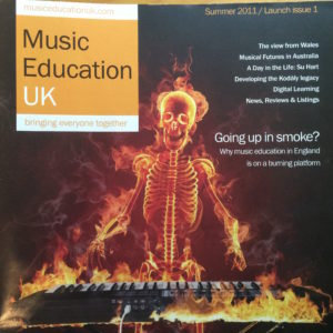 Music Education UK magazine