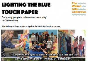 Cheltenham Trust The Wilson Collective impact report