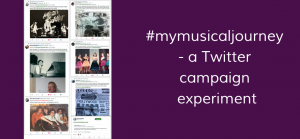 #mymusicaljourney image card