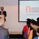 Dr Simon Procter Nordoff Robbins