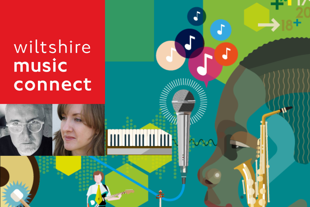 Wiltshire Music Connect podcast interview