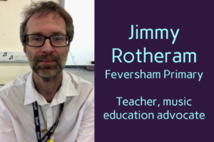 Jimmy Rotheram Feversham Primary