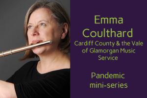 Emma Coulthard Cardiff Music Service