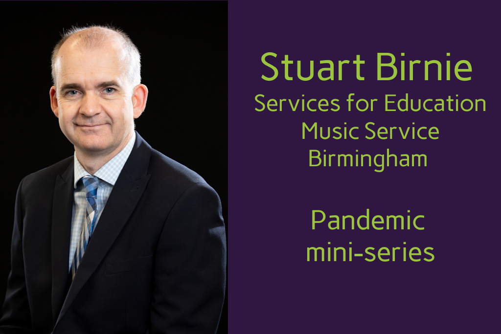 Stuart Birnie Services for Education Music Service