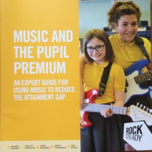 Music and Pupil Premium