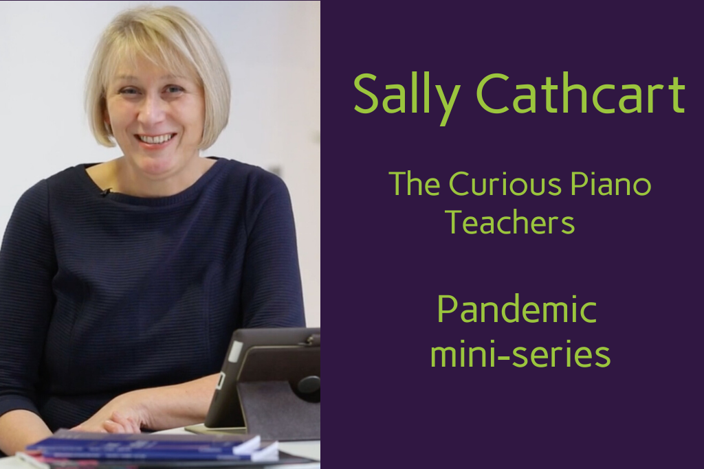Sally Cathcart The Curious Piano Teachers