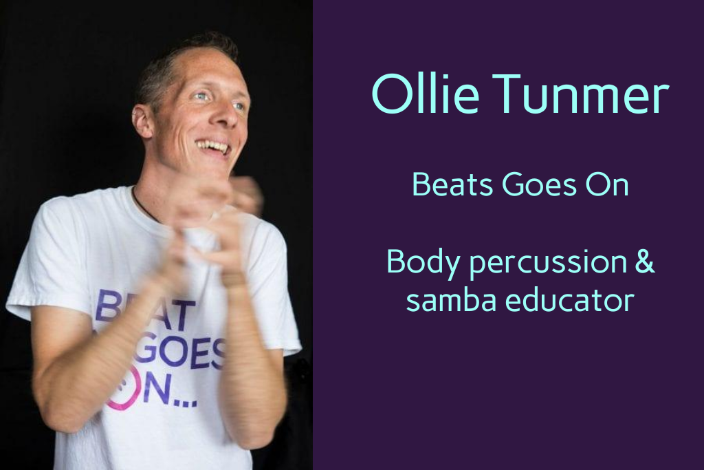 Ollie Tunmer Beat Goes On