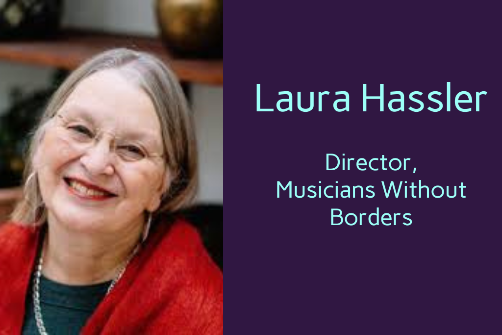 Laura Hassler, Musicians Without Borders