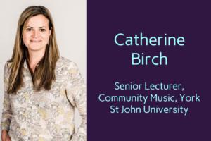 Catherine Birch York St John University