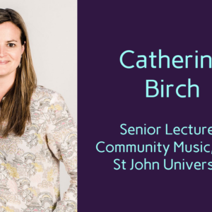 Catherine Birch York St John University
