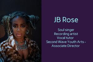 JB Rose soul vocalist